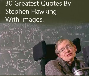 stephen hawkings quotes with images