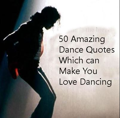 Best Dance quotes