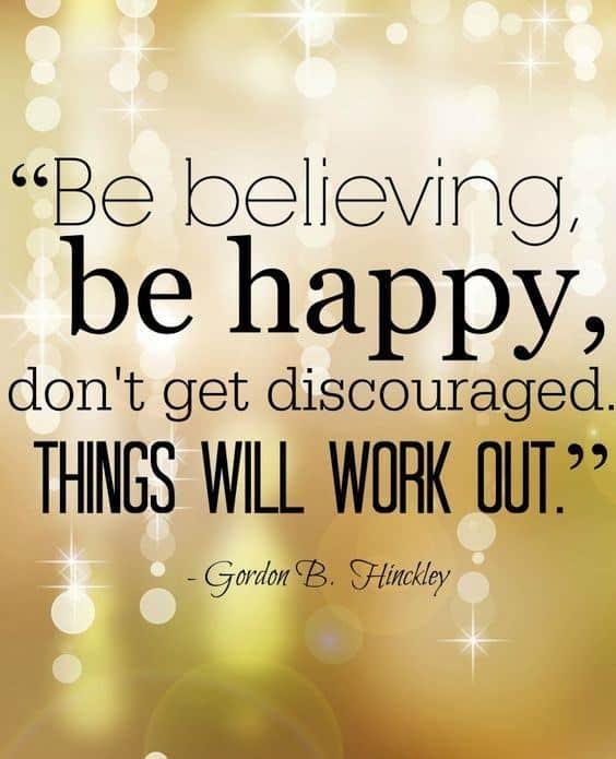 believe motivational quotes