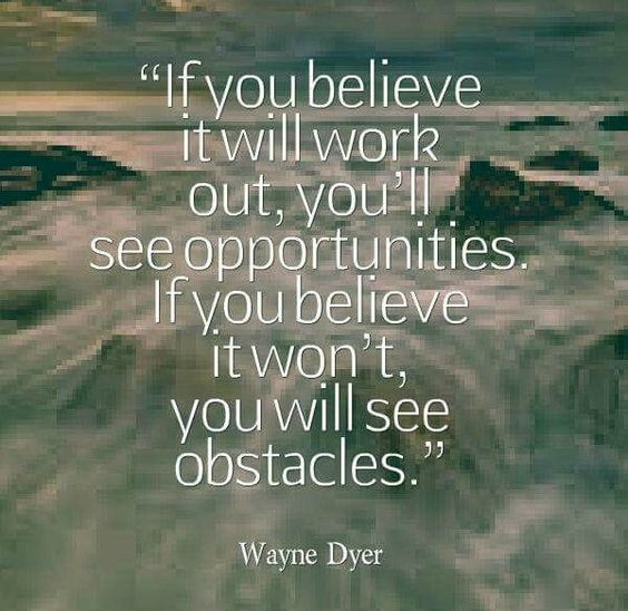 quotes about believing in someone