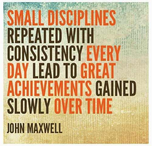 discipline quotes images