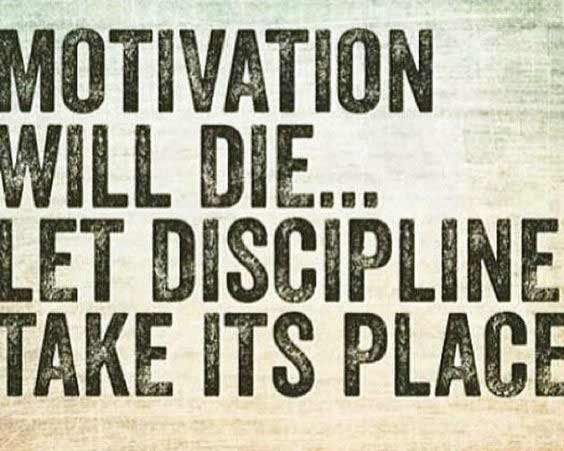 Discipline quotes for fitness