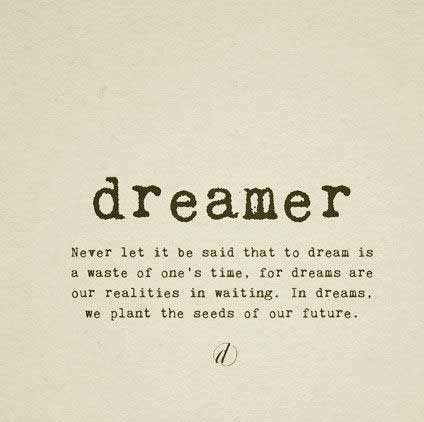 60 Really Inspiring Dream Quotes With Pictures For Self