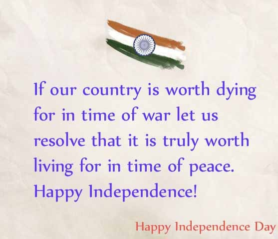Independence Day Quotes 50 Best Happy Independence Day Quotes Wishes With Images | Quote Ideas Independence Day Quotes