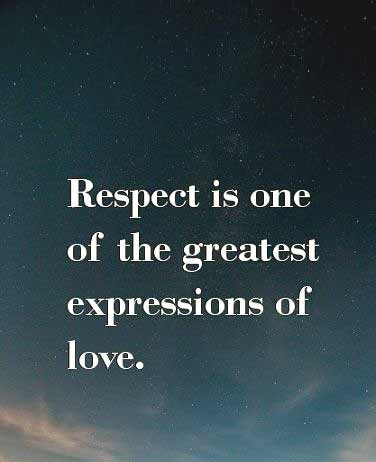 Love And Respect Quotes 56 Best Respect Quotes With Images You Must See | Quote Ideas Love And Respect Quotes